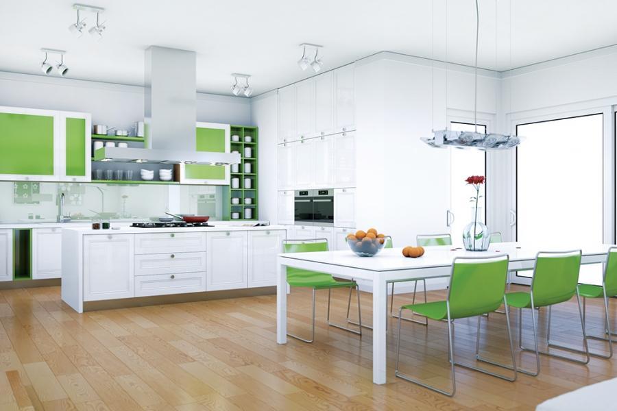 Greinplast Ceramic  farba dla Ciebie -> Kuchnia W Szarościach Inspiracje